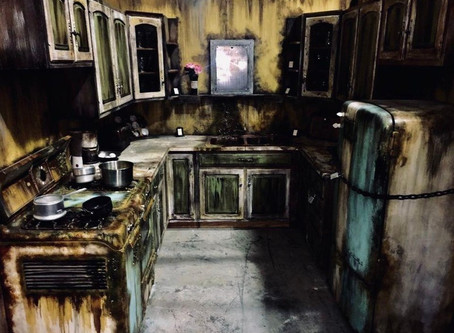 """13th Hour Escape Room - """"The Cookhouse"""""""