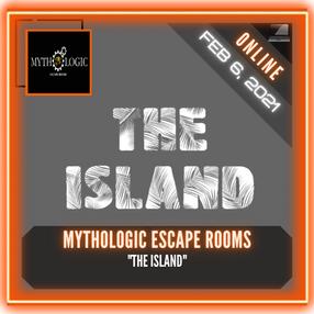 "Mythologic Escape Rooms - ""The Island"""