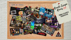 Remote Escape Room – A Player's Perspective 2.0