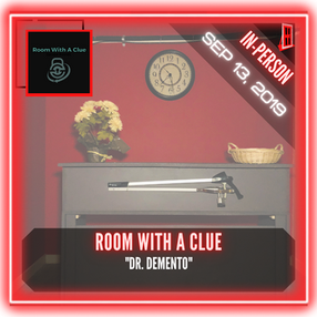 "Room With a Clue - ""Dr. Demento"""