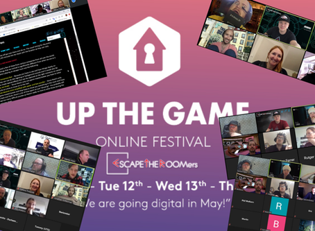 Up The Game Online Festival 2020