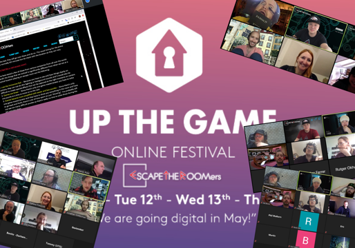 📈.    Up The Game Online Festival 2020