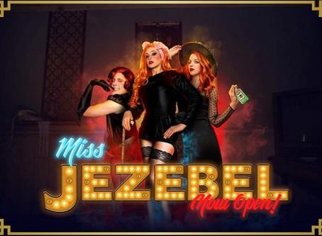 "🗣.    REMOTE: 60out Escape Rooms (Downtown) - ""Miss Jezebel"""