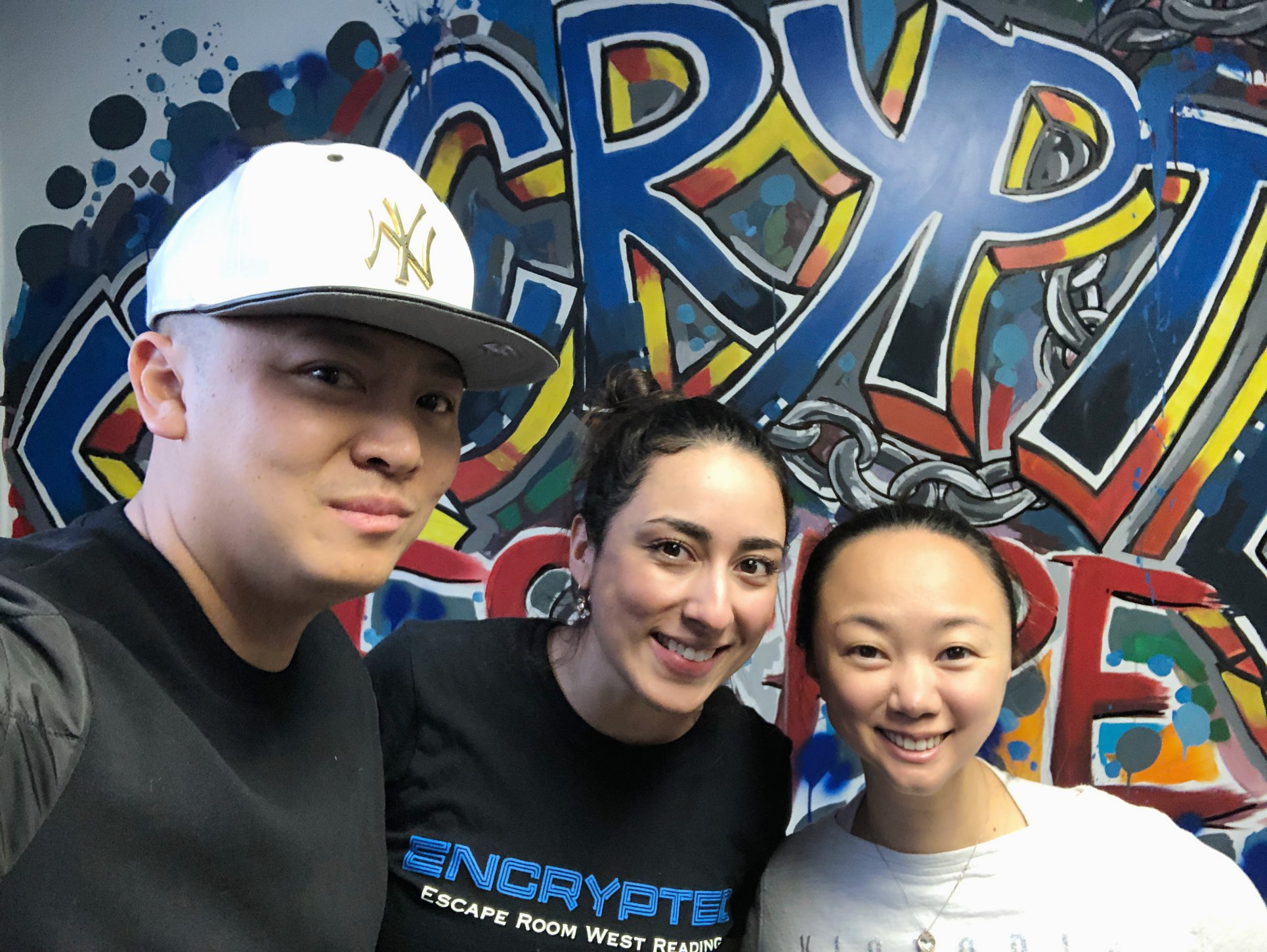 Encrypted Escape Room West Reading