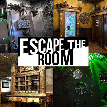 """Cartman's Escape Room"""