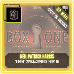 "Neil Patrick Harris (Manufactured by Theory 11) - ""BoxONE"""