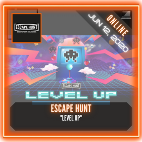"Escape Hunt - ""Level Up"""