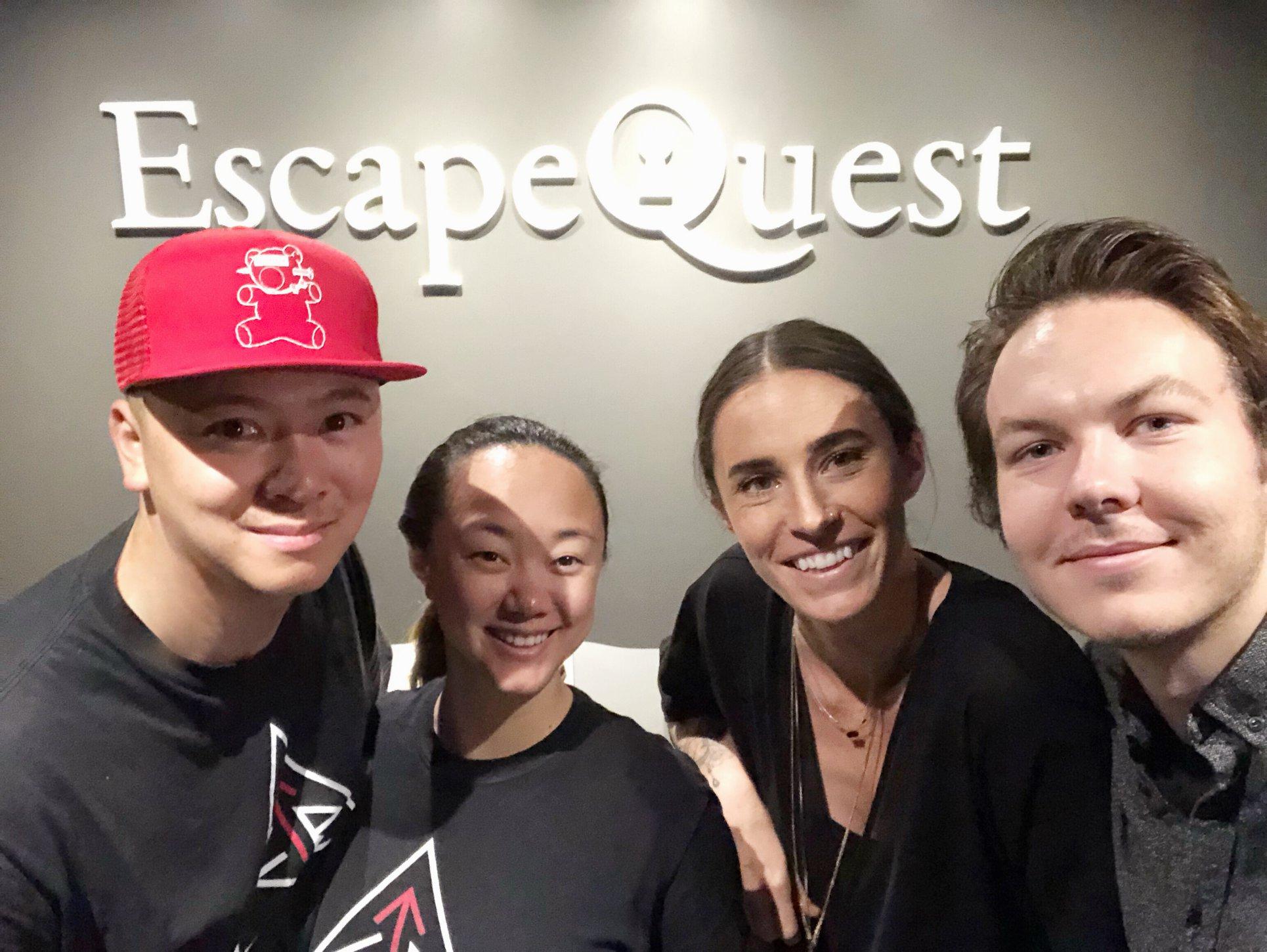 Escape Quest DC
