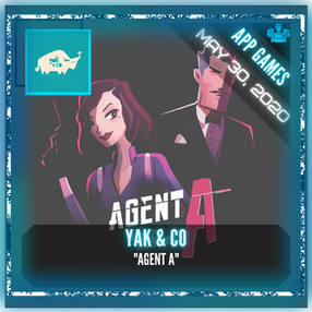 "Yak & Co - ""Agent A"""