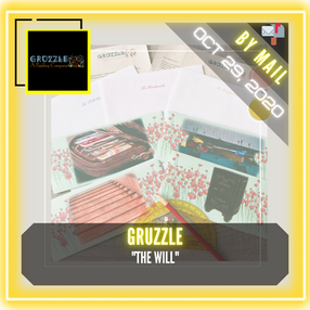 """Gruzzle - A Puzzling Company -  """"The Will"""""""
