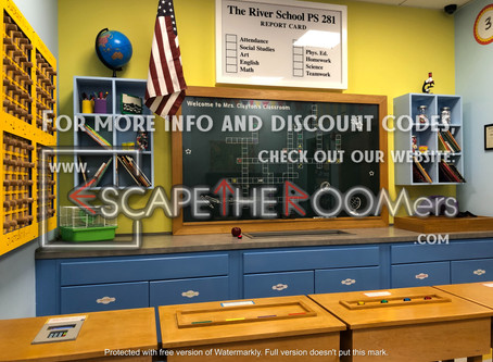 """The Escape Game (NYC) - """"Playground"""""""