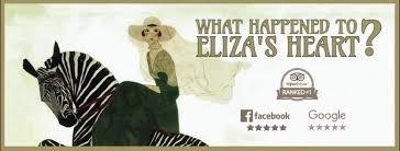 "REMOTE:  Logic Locks - ""The Secrets of Eliza's Heart"""