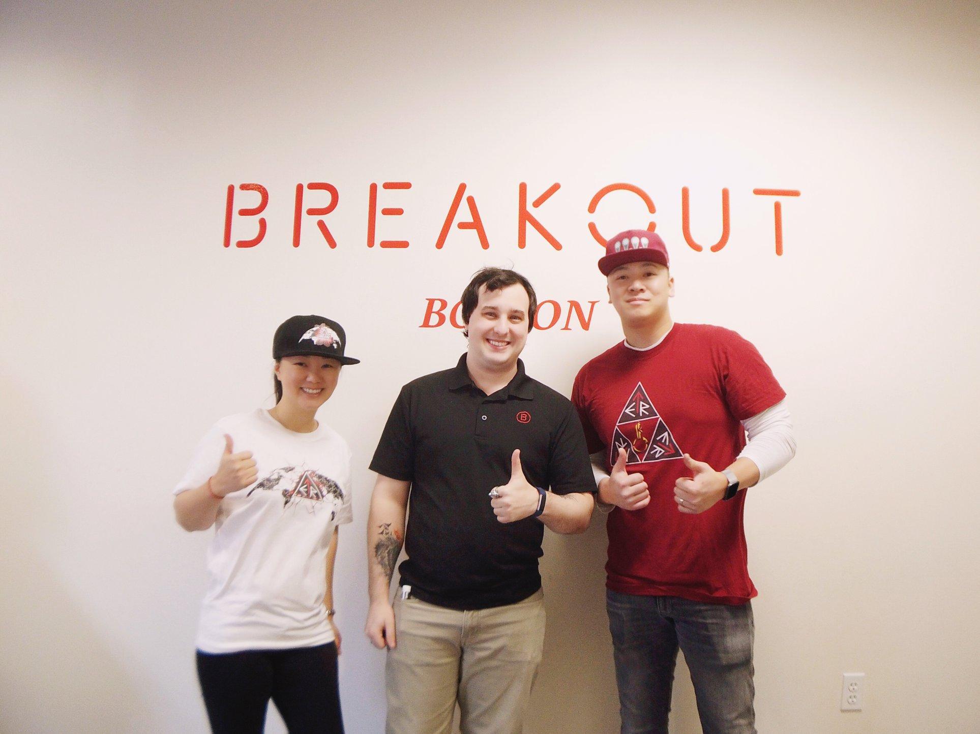 Breakout Games Woburn