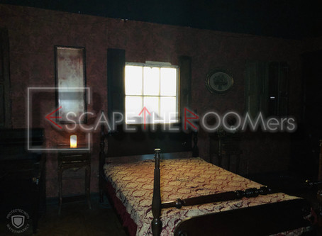 """Brooklyn Escape Room - """"The Haunted"""""""