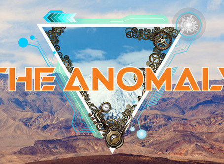 """The Other Tales - Escape Rooms - """"The Anomaly"""""""