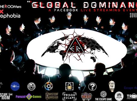 "Claustrophobia - ""Global Dominance"""