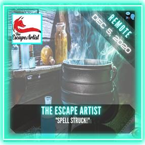 """REMOTE:  The Escape Artist - """"Spell Struck!"""""""