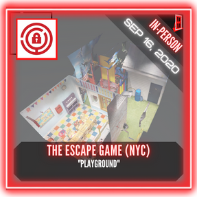 "The Escape Game (NYC) - ""Playground"""
