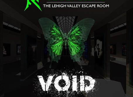 """Escape.exe - """"VOID:  The Butterfly Effect"""""""