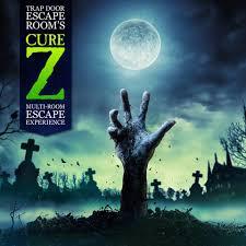"""🚪.    Trap Door Escape Room (Bartonsville) - """"Cure Z"""""""