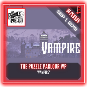 "The Puzzle Parlour WP - ""Vampire"""