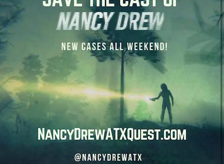 Wild Optimists - Save The Cast! Nancy Drew ATX Quest