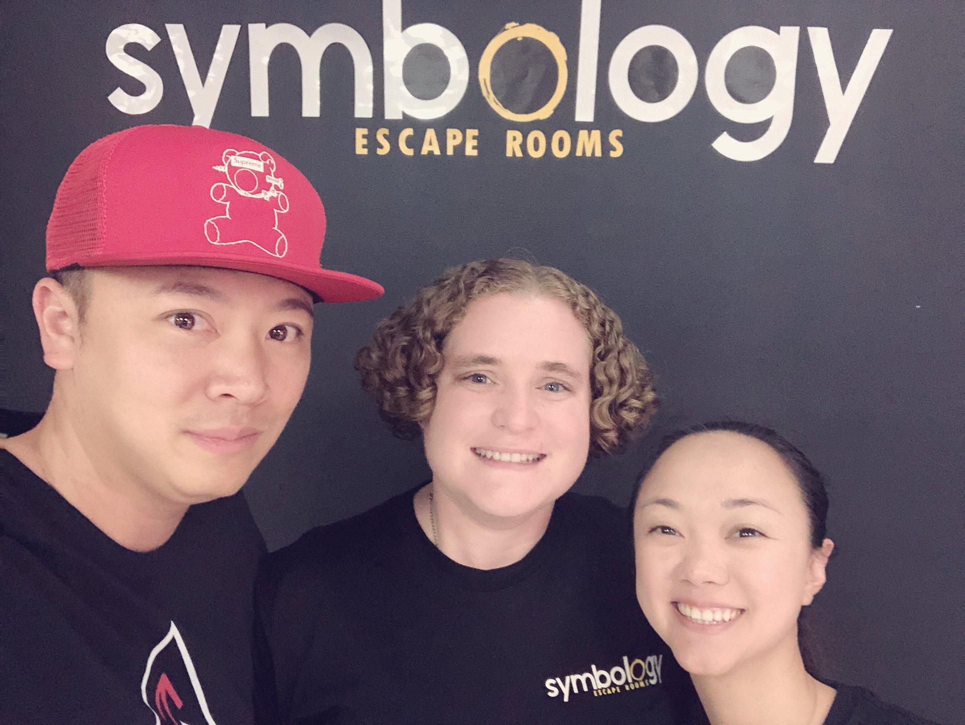 Symbology Escape Rooms