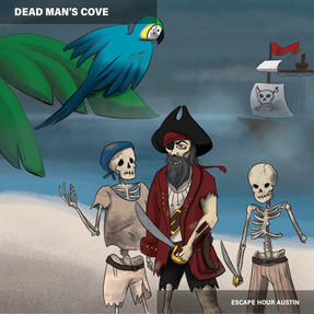 "Escape Hour Austin - ""Dead Man's Cove"""