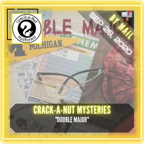 "Crack-a-Nut Mysteries - ""Double Major"""