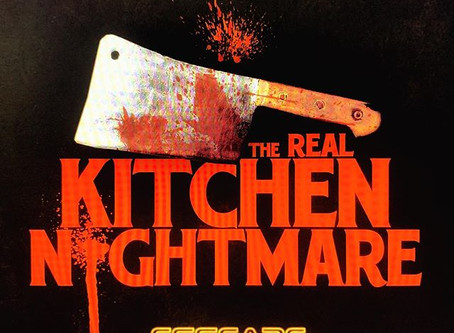 """ESScape Room - """"The Real Kitchen Nightmare"""""""