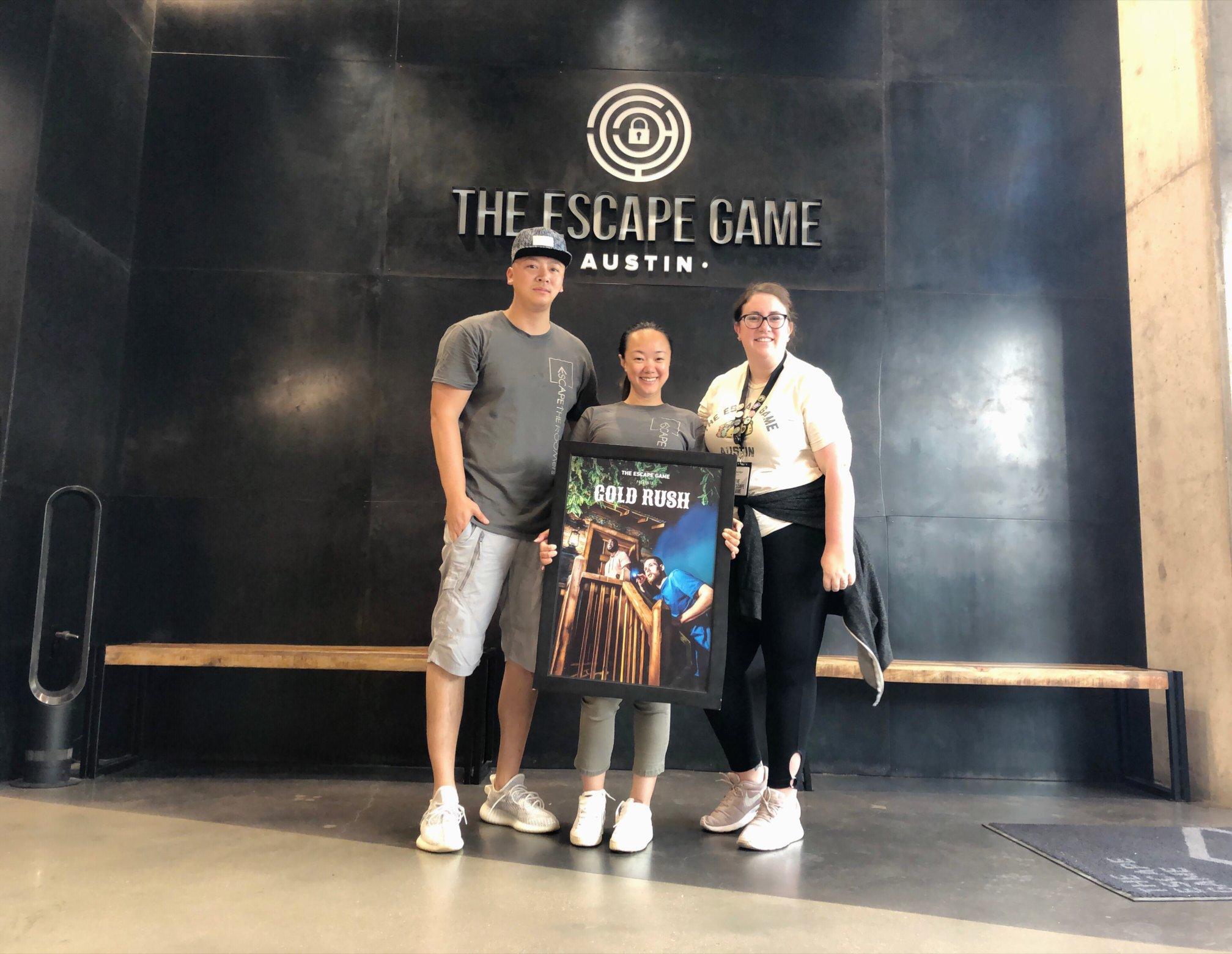 The Escape Game (Austin)