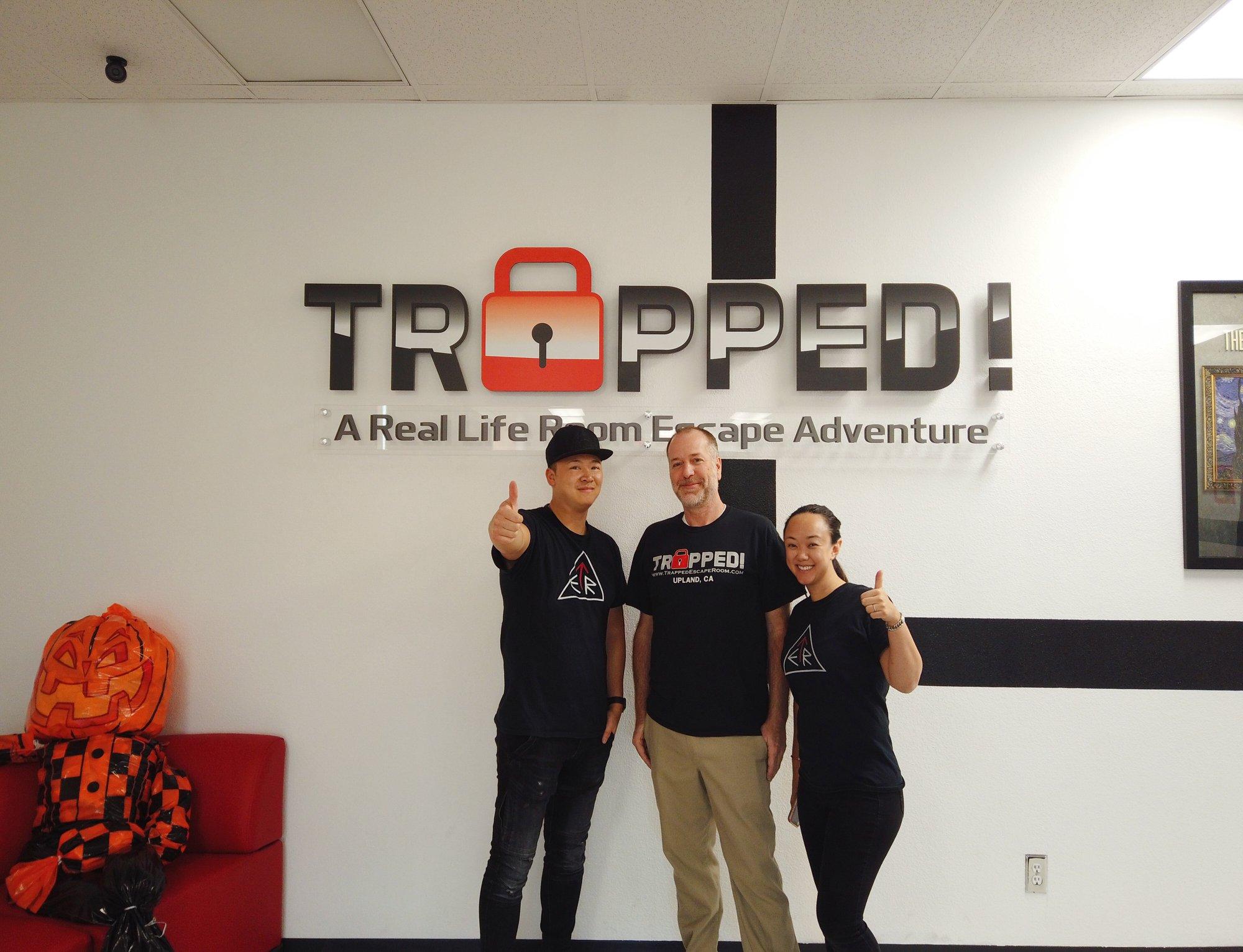 Trapped! Escape Room Las Vegas