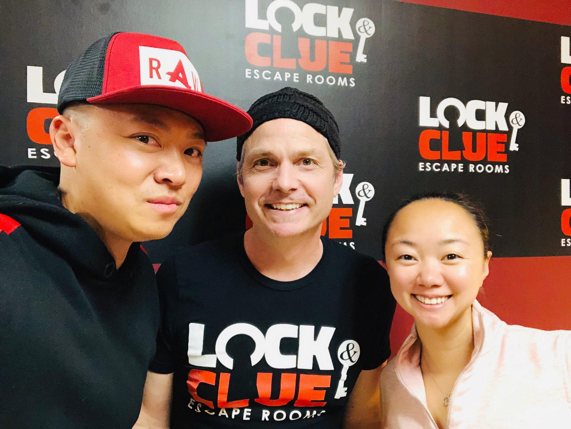 Lock & Clue Escape Rooms