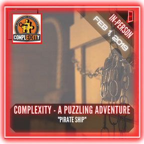 """Complexity - A Puzzling Adventure - """"Pirate Ship"""""""