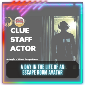 A Day In The Life Of An Escape Room Avatar