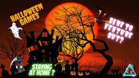 Ultimate Game List for Halloween!!!