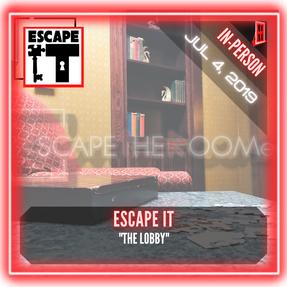"Escape It - ""The Lobby"""