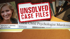"""Unsolved Case Files - """"Harmony Ashcroft"""""""
