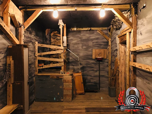 "Can U Xcape - ""Centralia Mineshaft Room"""