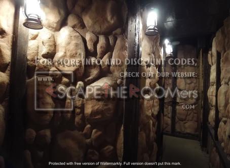 "Amazing Escape Room (Bloomfield) - ""The Grail"""