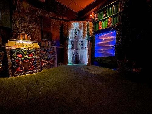 Captured LV Escape Room - The Island