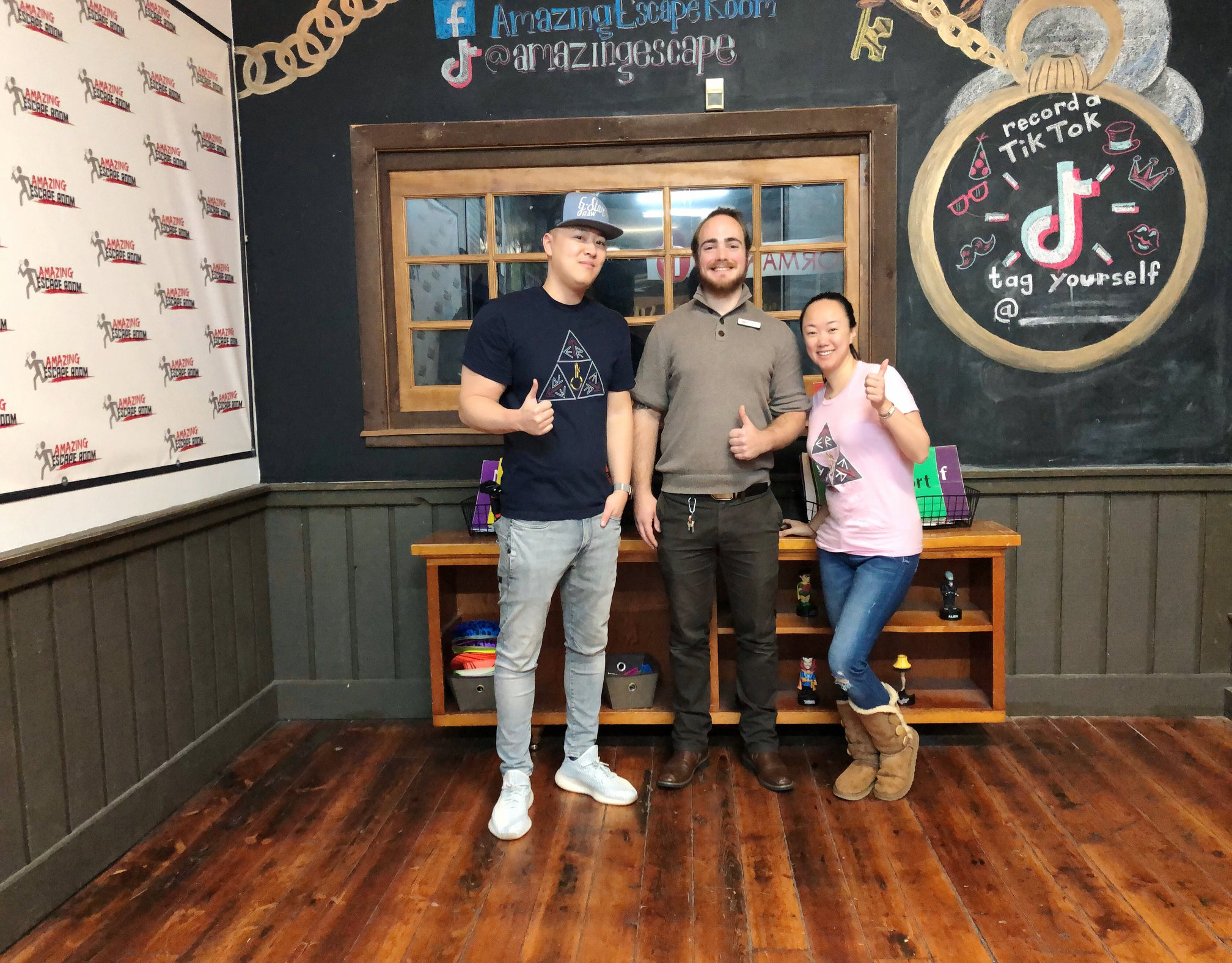Amazing Escape Room (Freehold)