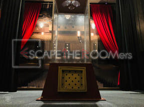 """Electric City Escape - """"Escape the Final Act:  The Houdini Experience"""""""