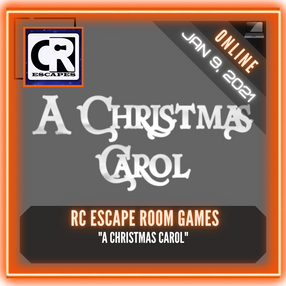 "RC Escape Room Games - ""A Christmas Carol"""