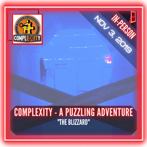 "Complexity - A Puzzling Adventure - ""The Blizzard"""