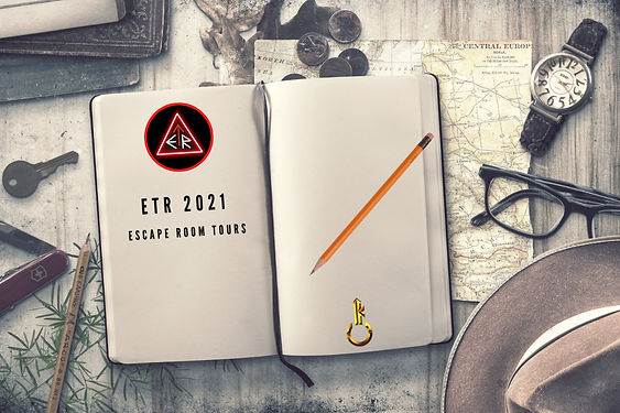 ESCAPETHEROOMers 2021 Tours
