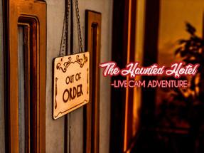"""REMOTE:  BreakOut Escape Room Milano - """"The Haunted Hotel"""""""