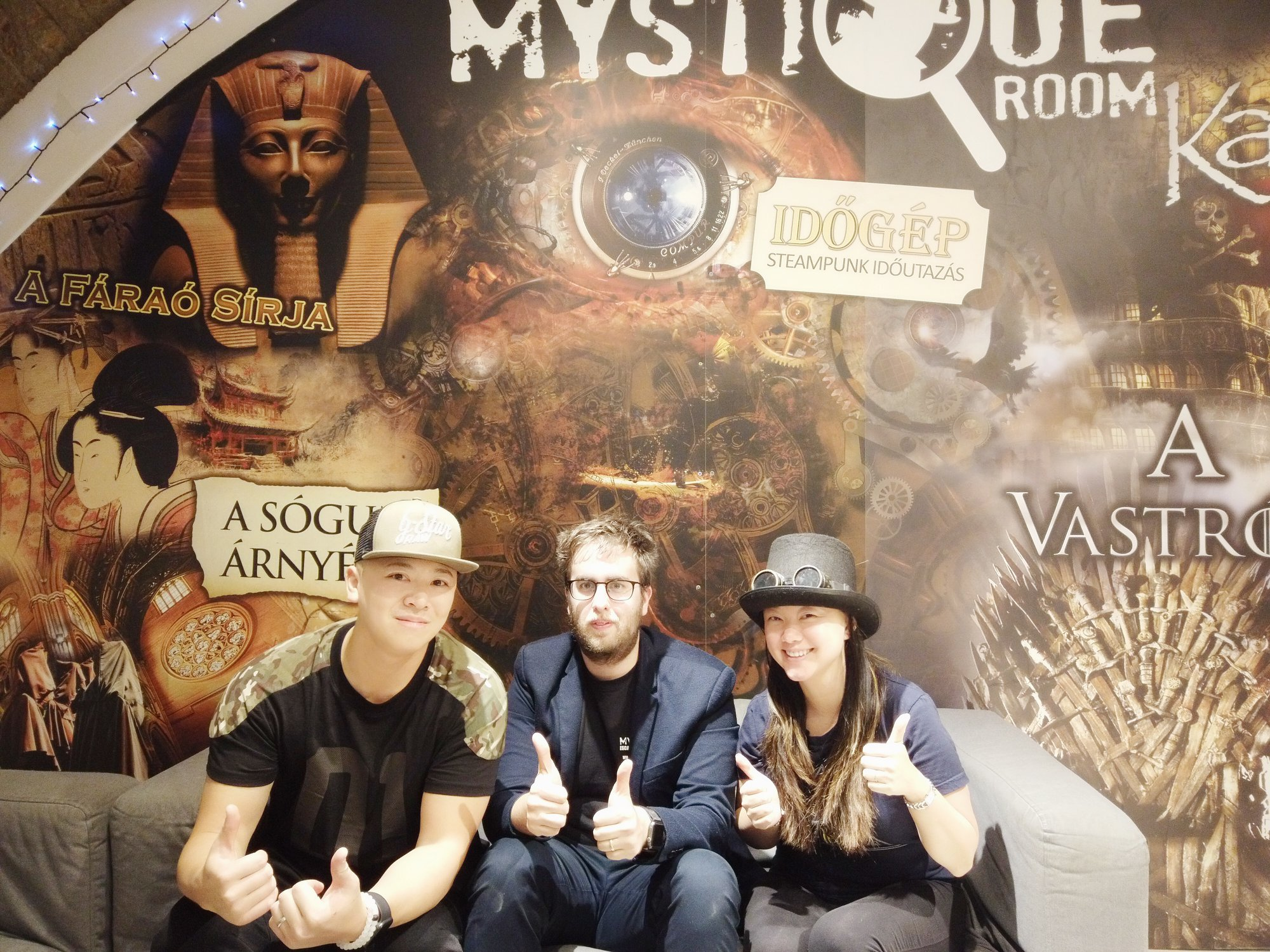 Mystique Room