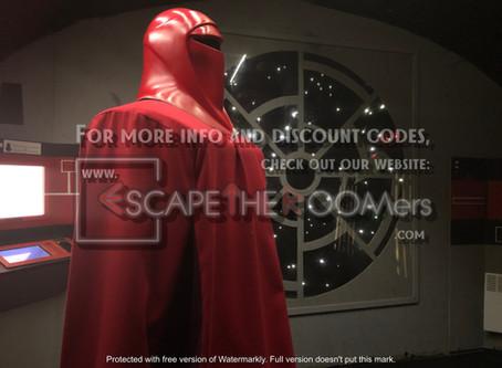 """Escape Zone - Live Escape Game - """"Star Wars"""""""