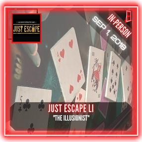 """Just Escape - """"The Illusionist"""""""